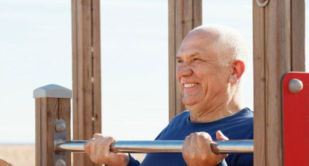 Anciano de 60 años