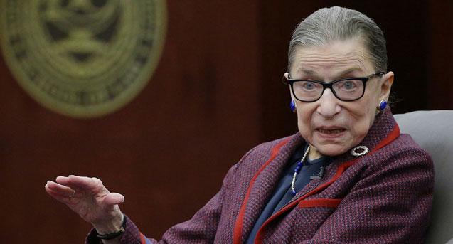 Una jueza de 85 años