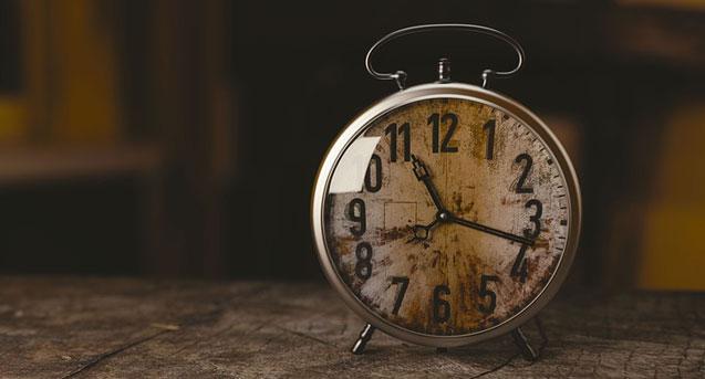 Qué deprisa pasa el tiempo