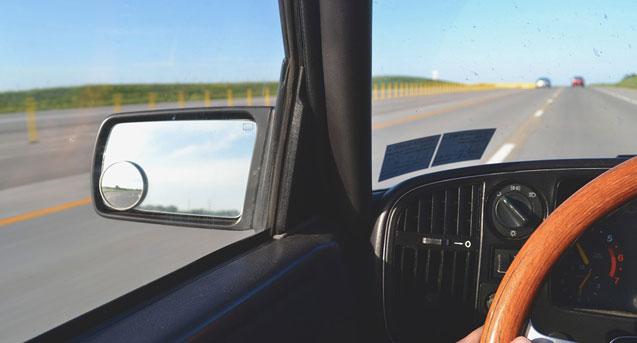 Mayores al volante