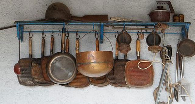 Una historiadora en la cocina