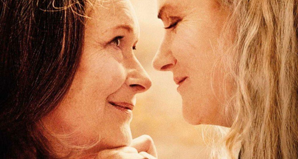 Un amor secreto entre dos mujeres mayores